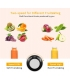 Sagnart Centrifugal Juicer Machines for Whole Fruit and Vegetables, BPA-Free, 2 Speed and Overheat overload protection